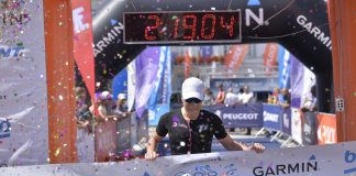 Finał Garmin Iron Triathlon