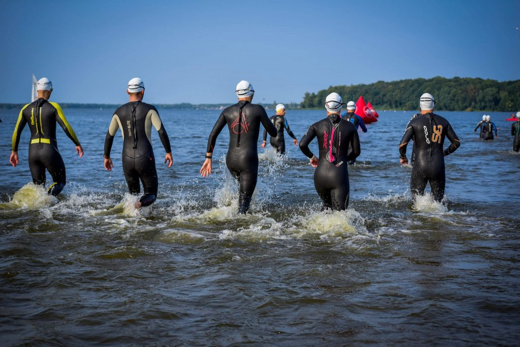 Triathlon Series Nieporęt 2018