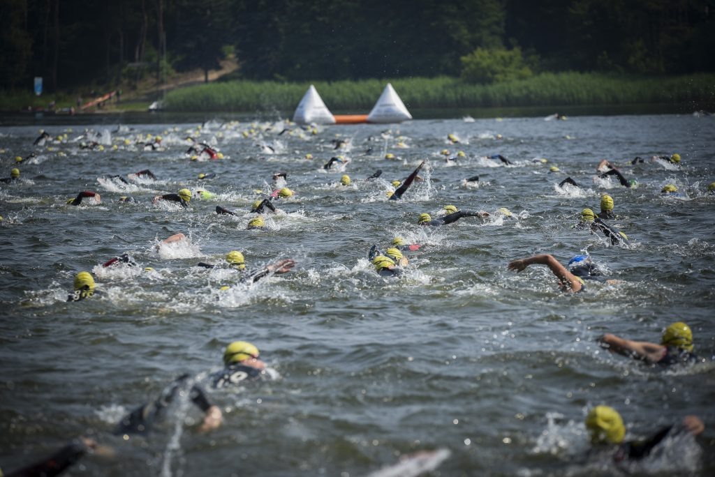 Garmin Iron Triathlon Ślesin 2019