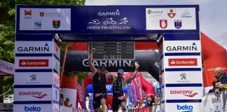 Garmin Iron Triathlon 2020