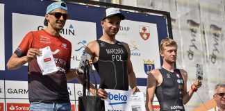Garmin Iron Triathlon Elbląg 2020