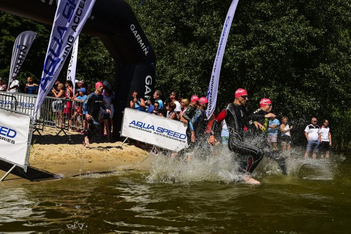 Garmin Iron Triathlon Ślesin 2020